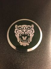 GENUINE OEM JAGUAR GREEN GROWLER WHEEL CENTER CAP  -   C2C30080