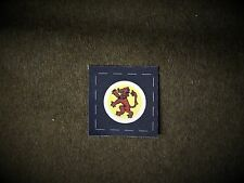 15th Infantry Division reproduction printed badges WWII for Battledress