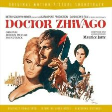 MAURICE JARRE - DOCTOR ZHIVAGO [ORIGINAL SOUNDTRACK] NEW CD