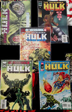 ° The Incredible Hulk ° Ghosts of the future 436-440 us Marvel 1996 nm vskf
