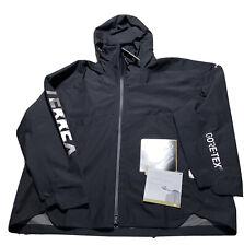 Adidas Terrex Myshelter Gore-Tex Mens Climaproof Rain Jacket Size XL Black $350