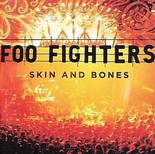 Foo Fighters: Skin and Bones (CD, RCA) includes a bonus preview DVD