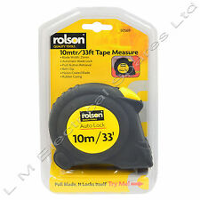 Rolson Analogue Tape Measures
