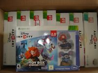 Disney Infinity 2.0 Edition Toy Box Starter Pack Stitch & Merida XBOX 360