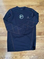 Mudgear V1 Long Sleeve F3 Workout Shirt Running Hiit Large Fitted