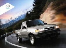2009 09 Mazda B Series Truck sales brochure MINT