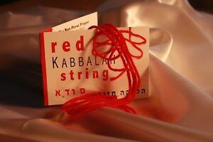 Kabbalah Red String Bracelet Protection Lucky Eye Evil  From Rachel's Tomb