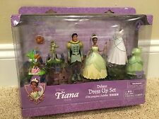 Tiana Magiclip Disney Princess Deluxe Set. Magic Clip Polly Pocket