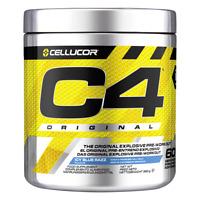Cellucor C4 Pre Workout Powder Explosive 5th Gen ID Series 60 Serv - New