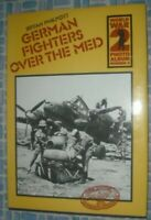World War II Photo Album 6 German Fighters Over The Med Hardback Book The Fast