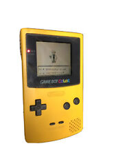 Nintendo Game Boy Color Handheld-Spielkonsole - Gelb