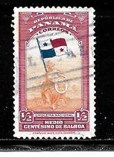 Panama Stamps- Scott # 357/A57-1/2c-Canc/Lh-1948 -Ng