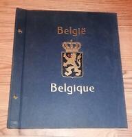 Gros Album DAVO Belgique timbres de 1949 a 1994 contenant 920 timbres
