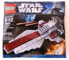 UFFICIALE Lego Star Wars 30053 Republic Attack Cruiser Polybag minifigura Genuine