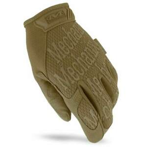 Mechanix The Original Gloves Tactical Military Army Lightweight Mens Coyote