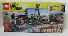 LEGO #79111 - The Lone Ranger CONSTITUTION TRAIN CHASE Factory Sealed - RETIRED!