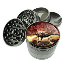 Dragons D39 Titanium Grinder 4 Piece Magnetic Hand Mueller Fantasy
