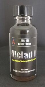 ALCLAD2, ALC121, BURNT IRON