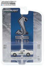 Greenlight 1:64 Anniversary Series 11 1965 Shelby Gt350 55 Years