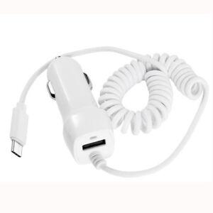 Car Charger For BlackBerry DTEK60/ KEYone/ Motion/ Blackview A9 Pro P2 Lite P6