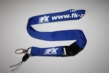 FK Automotive NASTRO Chiave/Lanyard/Keyholder Nuovo!!!