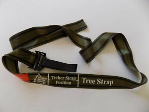 NEW Hunter Safety System Tether Strap Position Tree Strap