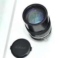 Nikon Nikkor 135mm F/2.8 AI Manual Portrait Lens -*nr Mint*