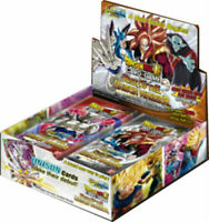 Dragon Ball Super Series 10 Rise of the Unison Warrior Booster Box NEW SEALED