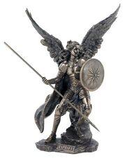 Erzengel Raphael Rafael Engel Figur Skulptur Statue Cherubim 708-4697
