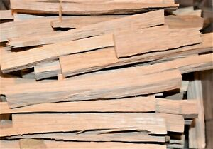 Oak Sticks, Hand split,Oak Staves, Sticks for Maturing Spirits, Oven Toasted