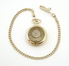 Celtic Knot Pocket Watch Gift Boxed FREE ENGRAVING Spiritual Gift