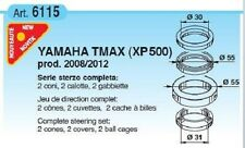 SERIE STERZO COMPLETA BUZZETTI YAMAHA T-MAX TMAX 500 2008-2012 CODICE 6115