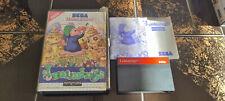 LEMMINGS - Sega Master System - guter Zustand