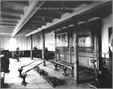 Photo: RMS Titanic Interior: The Gymnasium: View 1