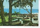 ÎLE DE LA RÉUNION - Barques de pêcheurs à Sainte Rose