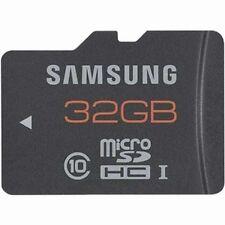 SAMSUNG MICRO SD 32GB CLASSE 6 memoria UHS-1 per MICROSD 32 GB 10 Galaxy s3 9300