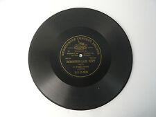 berliner's record fred dixon messanger boy disco 78 giri, RARO!
