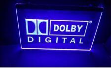 Dolby Digital Beer LED Neon Light Sign Plate Flag Bar Club Pub mu10