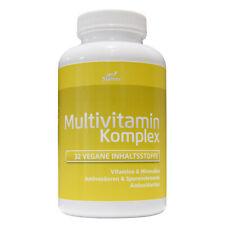 A-Z Multivitamine & Mineralien 365 Tabletten - 32 Wirkstoffe Multivitamin vegan