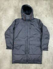 Nike Vintage Mens Dark Grey Down Padded Coat - XS/S
