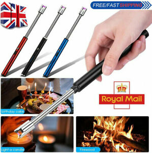 BBQ CANDLE KITCHEN LIGHTER FLEXIBLE LONG ELECTRIC/ARC Rechargeable USB Flameless