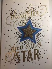Daughter GRADUATION  CARD By HALLMARK Beautiful cards 2020 Congratulations!