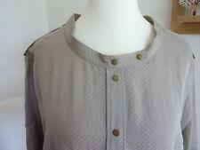 BELSTAFF Bluse Shirtbluse Damenbluse dt. Gr. 38, ital. Gr. 44, neu