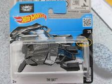Hot Wheels 2016 #227/250 THE BAT satin black batmobile HW Batman Case Q