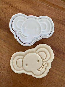 Elephant (H) Cookie Cutter