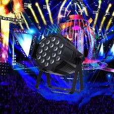 6Set 270W RGBW LED DJ/Disco Stage Lighting PAR DMX-512 PAR Show Xmas Wash Light