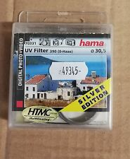 Hama UV Filter UV-390 (O-Haze) - filtre - filtre ultraviolet - 30,5 mm
