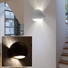 design Applique murale salle à manger bille spot blanc céramique haut bas