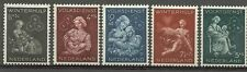 NVPH 423-427 Winterhulp 1944 postfris (MNH)