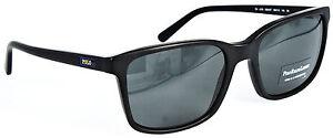 Polo Ralph Lauren Damen Herren Sonnenbrille PH4103 5284/87 56mm schwarz 254(13)